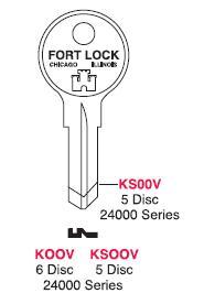 fort k00v ks00v  29737